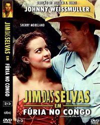 DVD JIM DAS SELVAS EM FURIA NO CONGO