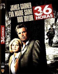 DVD 36 HORAS - JAMES GARNER