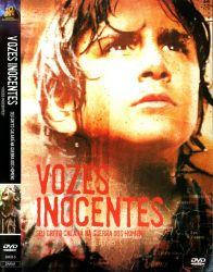 DVD VOZES INOCENTES