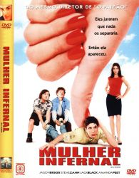 DVD MULHER INFERNAL
