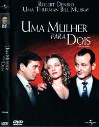 DVD UMA MULHER PARA DOIS - ROBERT DE NIRO