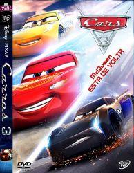 DVD CARROS 3