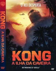 DVD KONG - A ILHA DA CAVEIRA