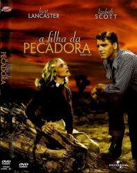 DVD A FILHA DA PECADORA - BURT LANCASTER