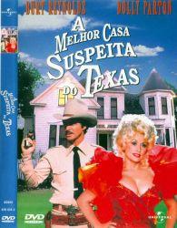 DVD A MELHOR CASA SUSPEITA DO TEXAS - BURT REYNOLDS