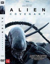 DVD ALIEN - COVENANT - JAMES FRANCO