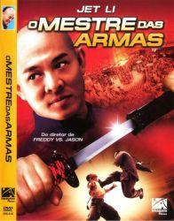 DVD O MESTRE DAS ARMAS - JET LI