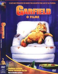 DVD GARFIELD - ORIGINAL