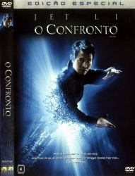 DVD O CONFRONTO - JET LI