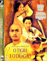 DVD O TIGRE E O DRAGAO - ORIGINAL