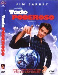 DVD TODO PODEROSO - ORIGINAL