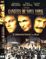 DVD GANGUES DE NOVA YORK - ORIGINAL