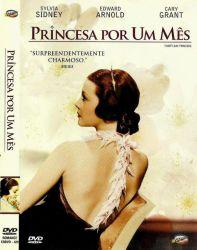 DVD PRINCESA POR UM MES - ORIGINAL