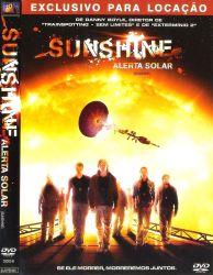 DVD SUNSHINE - ALERTA SOLAR - CLIFF CURTIS