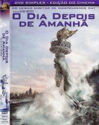 DVD O DIA DEPOIS DE AMANHA - DENNIS QUAID
