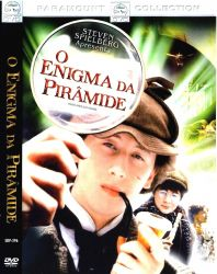 DVD O ENIGMA DA PIRAMIDE - NICHOLAS ROWE