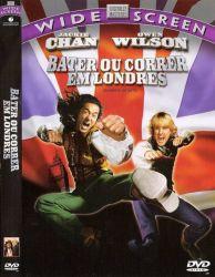 DVD BATER OU CORRER EM LONDRES - JACKIE CHAN