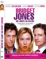DVD BRIDGET JONES NO LIMITE DA RAZAO - ORIGINAL