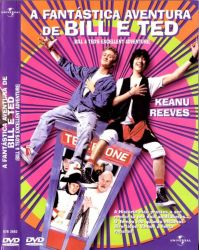 DVD BILL E TED – UMA AVENTURA FANTASTICA