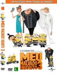 DVD MEU MALVADO FAVORITO 3