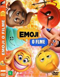 DVD EMOJI - O FILME