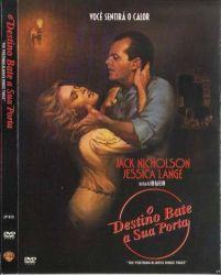 DVD O DESTINO BATE A SUA PORTA - JACK NICHOLSON