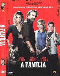 DVD A FAMILIA - ROBERT DE NIRO