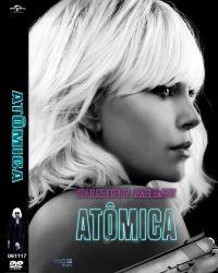 DVD ATOMICA - JAMES MCAVOY