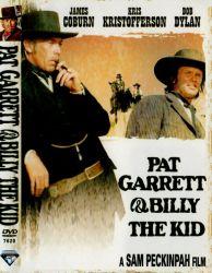 DVD PAT GARRET e BILLY THE KID - JAMES COBURN