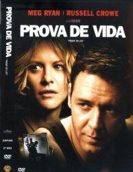 DVD PROVA DE VIDA - RUSSELL CROWE