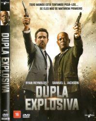 DVD DUPLA EXPLOSIVA - SAMUEL L JACKSON