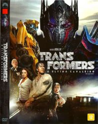 DVD TRANSFORMERS - O ULTIMO CAVALEIRO