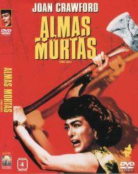 DVD ALMAS MORTAS - JOAN CRAWFORD