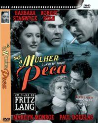 DVD SO A MULHER PECA - BARBARA STANWYCK