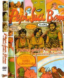 DVD PEPI LUCI BOM