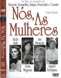 DVD NOS AS MULHERES