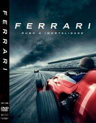 DVD FERRARI - RUMO A IMORTALIDADE