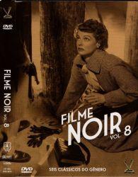 DVD NOIR VOL 8 - DISCO 03 - TRAGICO DESTINO - A MORTE RONDA O CAIS