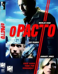 DVD O PACTO - NICOLAS CAGE
