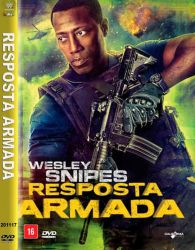 DVD RESPOSTA ARMADA - WESLEY SNIPES