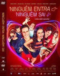 DVD NINGUEM ENTRA NINGUEM SAI - DANIELLE WINITS