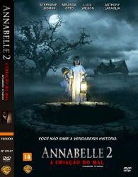 DVD ANNABELLE 2 - A CRIAÇAO DO MAL