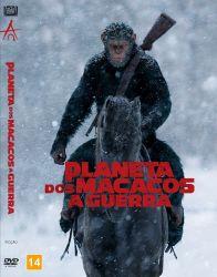 DVD PLANETA DOS MACACOS - A GUERRA