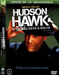 DVD O FALCAO ESTA A SOLTA - BRUCE WILLIS - LEGENDADO