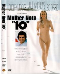 DVD MULHER NOTA 10 - JULIE ANDREWS