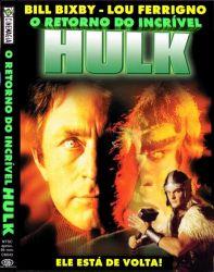 DVD O RETORNO DO INCRIVEL HULK - BILL BIXBY