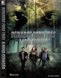 DVD DEIXADOS PARA TRAS - A NOVA GERAÇAO