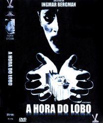 DVD A HORA DO LOBO