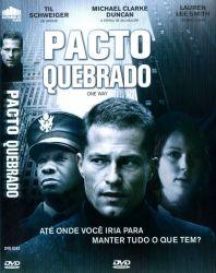 DVD PACTO QUEBRADO - TIL SCHWEIGER