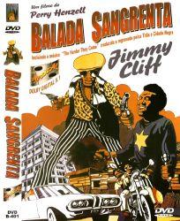 DVD BALADA SANGRENTA - 1973 - JIMMY CLIFF